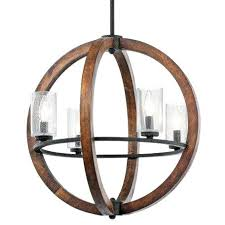 rustic orb chandelier orb shaped chandeliers over breakfast tables or in an entry are all the rustic orb chandelier