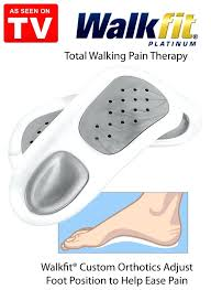 Walk Fit Size Chart Walk Fit Deluxe Walkfit Insoles Reviews Uk Commercial Plantar