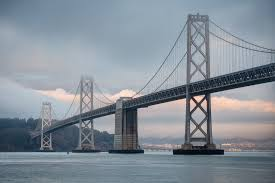 Bay Bridge Lights Project San Francisco Oakland Bay Bridge Wikipedia
