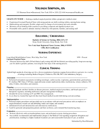 Resume Templates For Nurses Famous Nursing Curriculum Vitae Template Images Entry Level 85
