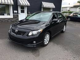 Used 2010 Toyota Corolla S in Granby - Used inventory - Centre de ...