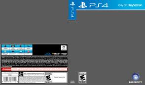 ps4 cover template by etschannel on ps4 cover template by etschannel ps4 cover template by etschannel