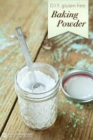 diy gluten free baking powder