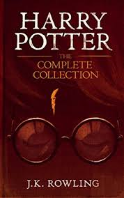 harry potter the plete collection 1 7