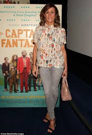 Natalie Pinkham shows off her post-baby body as she slips back ...
