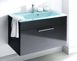 glass sink vanity unit heron high gloss vanity glass sink a simply stunning milk glass basin
