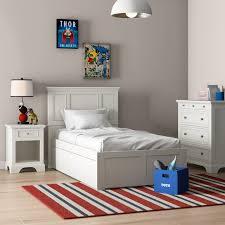 Barnard Panel 3 Piece Bedroom Set