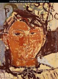 portrait of pablo picasso amedeo modigliani most famous paintings