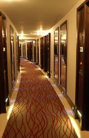 hotel hallway lighting. Jona Hoad Design - Bespoke Lighting Specialist Hotel Hallway A
