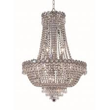 elegant lighting century 20 12 light elegant crystal chandelier ceiling lights best canada