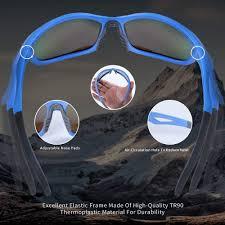 Sunglasses XR Polarized <b>Sport Sunglass</b> for Run Bike Fish 100 ...