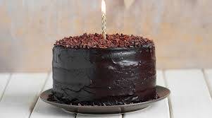 Cocoa Buttermilk Birthday Cake The Splendid Table