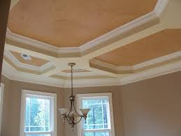 Tray Ceiling Pan Ceiling Or Tray Ceiling