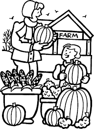 Small Picture fall coloring page Fall Coloring Pages Pinterest Craft Boy