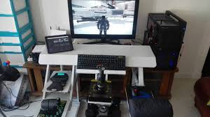 my mark 1 ultimate star citizen gaming desk paragon gaming desk r2s gaming desk computer gaming desk ultimate gaming table