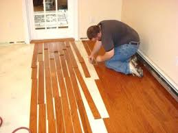 how to install hardwood floor on concrete slab installing hardwood floors over concrete flooring brilliant decorative