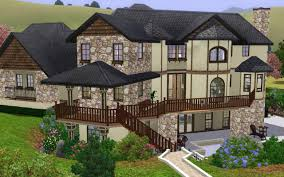 the sims 2 pc house plans