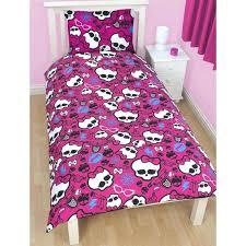 monster high bedding full designs