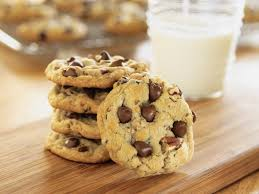chocolate chip cookies and milk. Contemporary And With Chocolate Chip Cookies And Milk