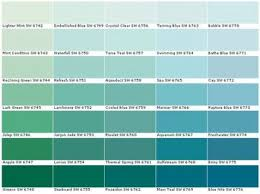 Turquoise Paint Color Chart 65 Trendy Kitchen Colors Schemes Back Splashes Bathroom