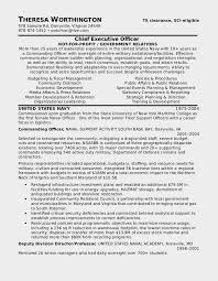 Military To Civilian Resume Examples Interesting Military Civilian Resume Template To Sample Certified Writer 48
