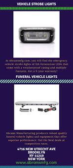Purple Emergency Vehicle Lights Vehicle Strobe Lights Warning Lights On Cars
