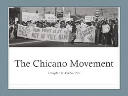 mexicanos the chicano movement chapter 8 1965 1975