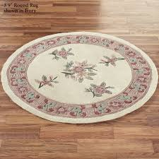 peking garden rectangle rug