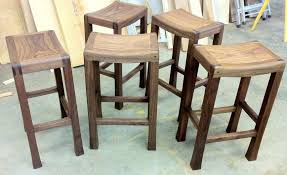 ... Making Bar Stools Diy Log Wood Plans To Make Wooden Round Stool Covers  Saddle Seat Higher ...