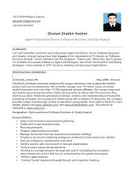 Software Qa Manager Resumes Qa Manager Cover Letter And Manager Resume Beautiful Unique