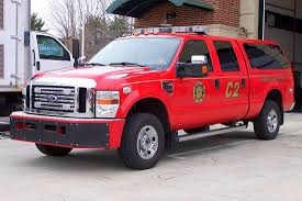 ford f0 fire crystal car