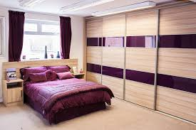 Fitted bedrooms also with a wardrobe with mirror also with a walnut