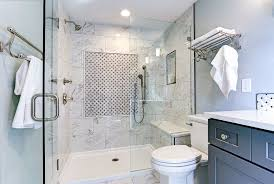 these bathroom design tricks will actually make your bathroom look cleaner