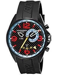 amazon co uk watches amazon global delivery available watches torgoen swiss t30303 men s quartz pilot watch black genuine carbon fibre dial gmt alarm big date and black pu strap