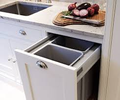 counter kitchen bins bin company