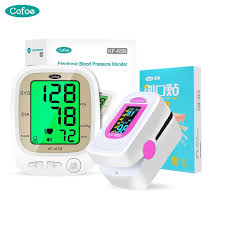 【<b>Free Shipping</b>】Cofoe <b>Digital</b> Upper Arm Blood Pressure ...