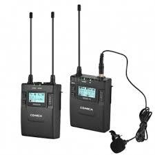 Петличная <b>радиосистема Comica CVM</b>-WM300C купить в Москве ...