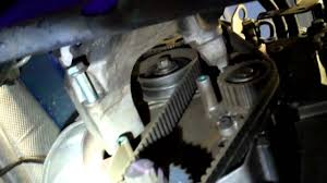 belt : Maxresdefault How To Replace The Timing Beltnd Water Pump ...