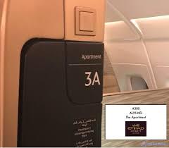 Etihad Airways A380 First Class Apartment Auh Mel Reward Flying