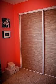 goodbye ugly mirrored closet doors hello style how to inexpensive sliding closet doors