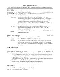 Tax Attorney Sample Resume Entertainment Attorney Sample Resume Shalomhouseus 20