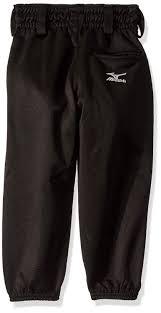 Mizuno Youth Baseball Pants Size Chart Mizuno Youth Kids Mvp Pull Up Baseball Game Pants