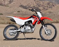 2014 Honda Crf 125f 125fb Dirt Bike Test