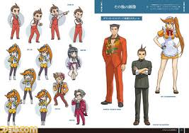 phoenix wright ace attorney spirit of justice 3ds e es out on september 8th in europe and north america