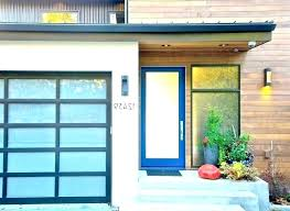 modern front doors with glass wood and glass front entry doors modern exterior doors modern front doors miami fl