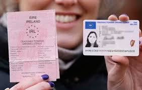 Getting An Driver's Licence Irish