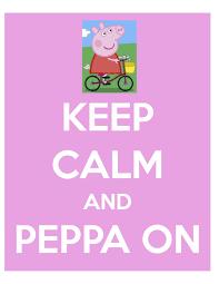 A (Mostly) DIY Peppa Pig Party