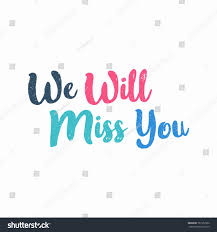 Invitation Cards For Farewell Party Farewell Party We Will Miss You Invitation Card Template Ez Canvas