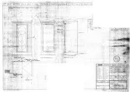 Tardis Design Plans Bbc Plans For The Ranis Tardis