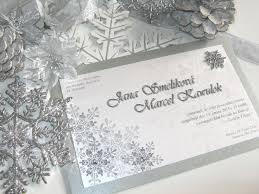 diy snowflake wedding invitations new winter invitation